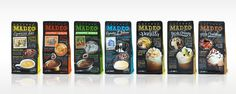 Madeo Coffee #packaging