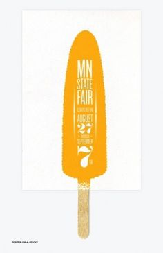 design / popsicle #design #graphic #illustration #popsicle #poster #ice