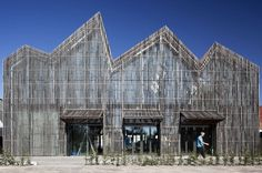 Architecture Photography: Maritime and Beachcombers Museum / Mecanoo Maritime and Beachcombers Museum - Mecanoo (1) – ArchDaily #architecture