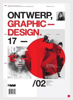 Plakaat 2012 #graphic design #poster #layout