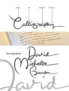Obama Handwriting