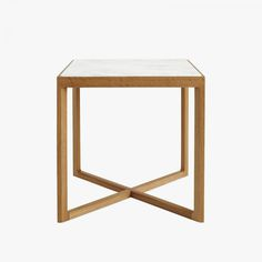 Krusin Side Table by Marc Krusin for Knoll. #sidetable
