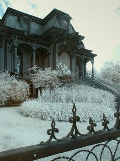 snow #architecture #dream #landscape