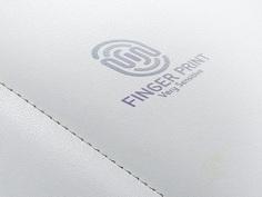 Fingerprint Logo Design