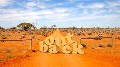 Vinay Ranchhod | Portfolio – Blog #typography #australia #outback