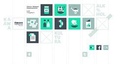 Owoce i warzywa created by Ortografika #ortografika #webdesign #pantone #awwwards #emerald