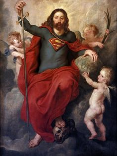 super_jesus_by_m_thirteen-d33vvqc.jpg 774×1,032 pixels #superjesus