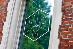 LC:M branding by Music #graphic design #branding #identity