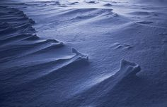 Final Major (Part 2 - Photos) on Photography Served #wind #shapes #snow #winter