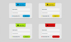 Login form 2 psd Free Psd. See more inspiration related to Box, Sign, User, Form, Psd, Login, Password, Horizontal, Username and Password box on Freepik.