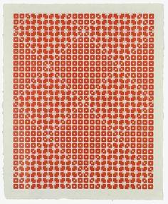 Letterpress Dice Print Alpha Equulei by Stukenborg on Etsy #print #pattern #dice