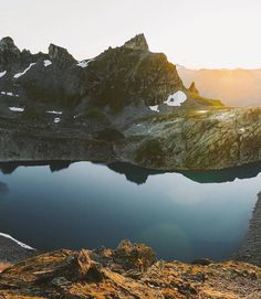 Beautiful Mountain Landscape Photography by Marco Bäni