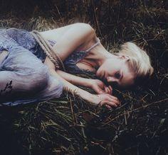Photography by Laura Makabresku #inspiration #photography #portrait