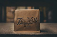 #fivewatt #minneapolis #coffee #packaging
