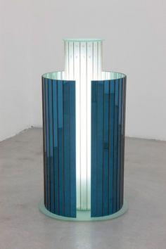Francesca Minini, Contemporary Art #linea #futurism #ceresoli #art #tagliero #alessandro #blue #light #italy