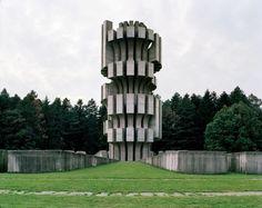 Spomenik, Kozara