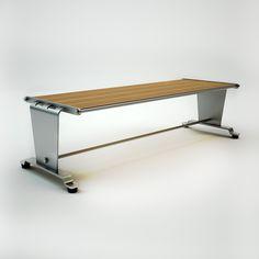 Flatseat Bench Design by DesignNobis #interior #design #decor #home #furniture #architecture