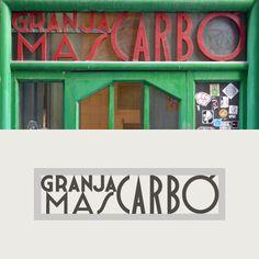 05GranjaMasCarboWeb #typography