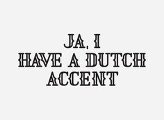 Dutch Mafia on the Behance Network #font #mafia #quote #numbers #type #dutch #saying