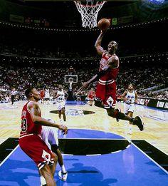 Jordan's wonderful moment