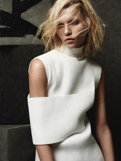 Aline Weber by Rafael Stahelin for DuJour #fashion #model #photography #girl