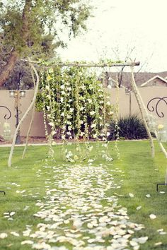 20 Cool Wedding Arch Ideas #wedding #arch #ideas #wedding arch