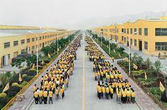 China by Edward Burtynsky