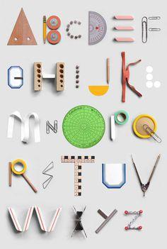 A - Z stationery #type