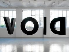 void01.jpg (JPEG Image, 733 × 550 pixels) #design #typography #type #graphic #environmental
