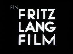 fritz | Flickr: Intercambio de fotos #film #typography