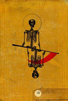 Emmanuel Polando #mirrored #skeletons