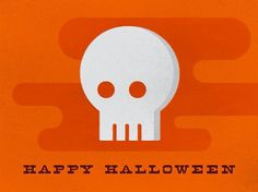 Nathan Godding #design #halloween #card