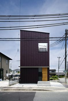Adzuki House / Horibe Naoko Architect Office #houses #facades