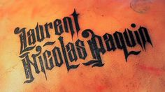 THE SHRED REMAINS : SHAWN DUMONT #snowboarding #lnp #dumont #pig #shawn #tattoo #type