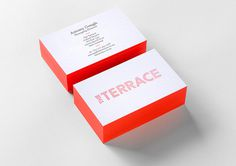 The Terrace Terrace 1 #business card