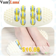 Foot #Acupressure #Massager #Roller #For #Relieve #Plantar #Fasciitis #Heel #and #Foot #Arch #Pain #Relief