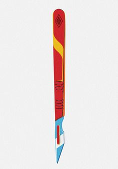 will_pomroy_scalpel #illustration