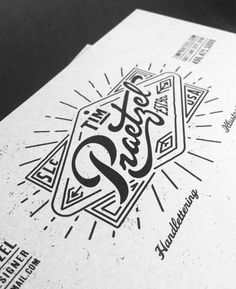 Personal Branding on Behance #logo