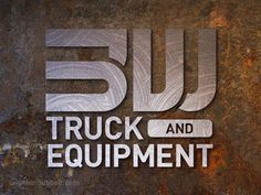 Lch_3w_truck_equip #metal #logo