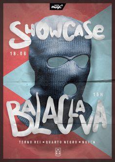 Balaclava Poster