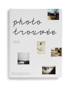 Photo Trouvée on Behance #cover #print #book