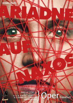 Outstanding Posters by Gunter Rambow - JOQUZ #designer #design #graphic #rambow #poster #gunter
