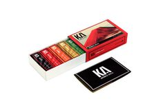 KA Spices #justin #accd #packaging #spices #japanese #wasabi #hot #fire #ska #artcenter #spicy #chen