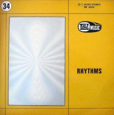 Tonio Rubio - Rhythms (Vinyl, LP) at Discogs