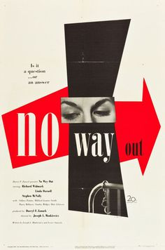 Movie, Poster, mid century modern, type, tipography,