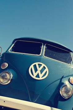 VW Euro Van #vintage #van #photography #california #edit #euro #vw #eurovan