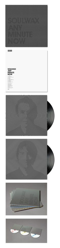 Richard Robinson x Mads Perch Double Feature #packaging #album #record
