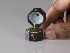 talwst06 #miniature #art #box #jewellery