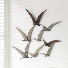Google Image Result for http://www.getprice.com.au/images/uploadimg/1776/FLOCK.jpg #metal #birds #sculpture