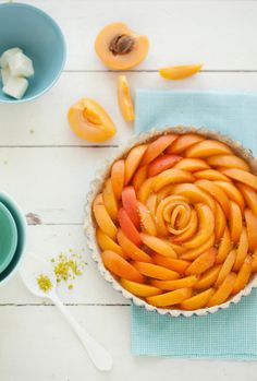 Apricot cake #photography #food #summer #cake #apricot